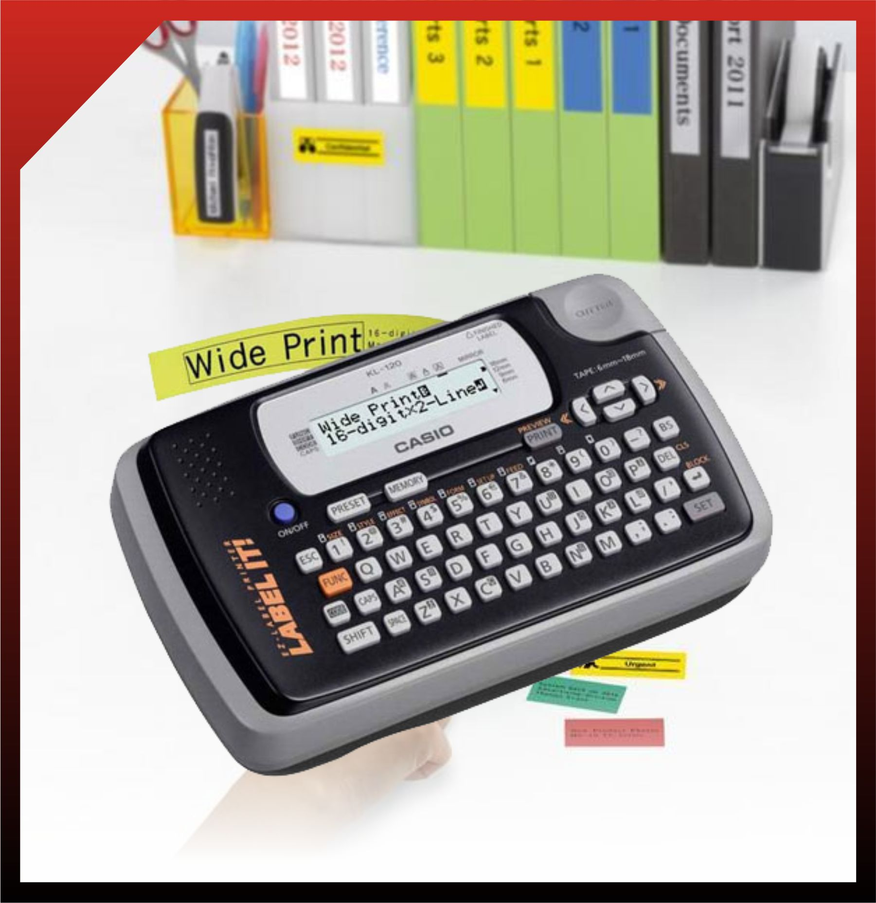 Casio Label Printers