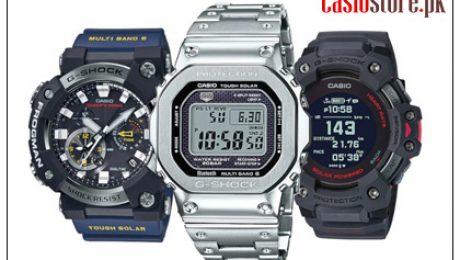Best Casio Watches for Men 2021