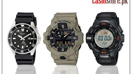 Best Casio Watches for Men 2020
